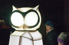 Snowy Owls Zauberwald Lenzerheide 2015